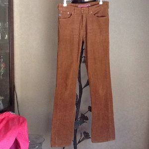 Comfy corduroy jeans